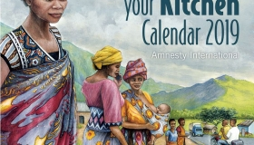 The World In Your Kitchen Calendar 2019