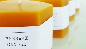 hex candles €28