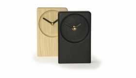 SPUN Desk Clocks Front - Coolree Design