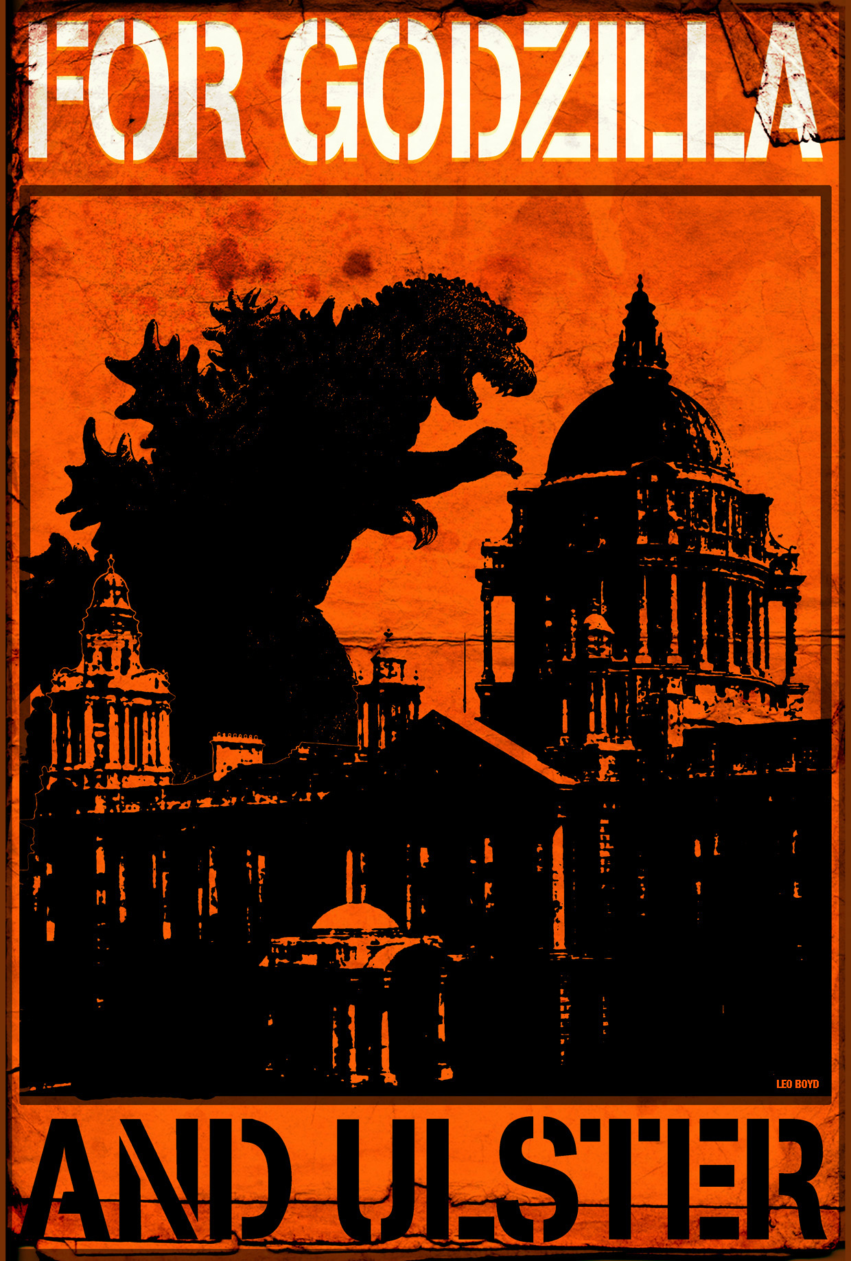 for godzilla and ulster