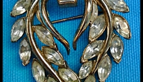 1950's Trifari Brooch