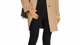 Maje Grace Coat
