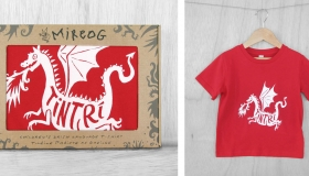 04_Mireog dragon_kids tee