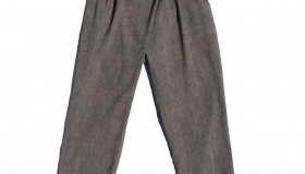 Linen Wrap Trousers jpg