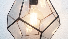 WildBird Studio-Dodecahedron Lamp