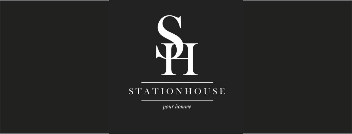 StationHouse for Men stall at the Dublin Flea Christmas Market