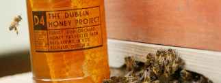 Dublin Honey Project at the Dublin Flea Christmas Market
