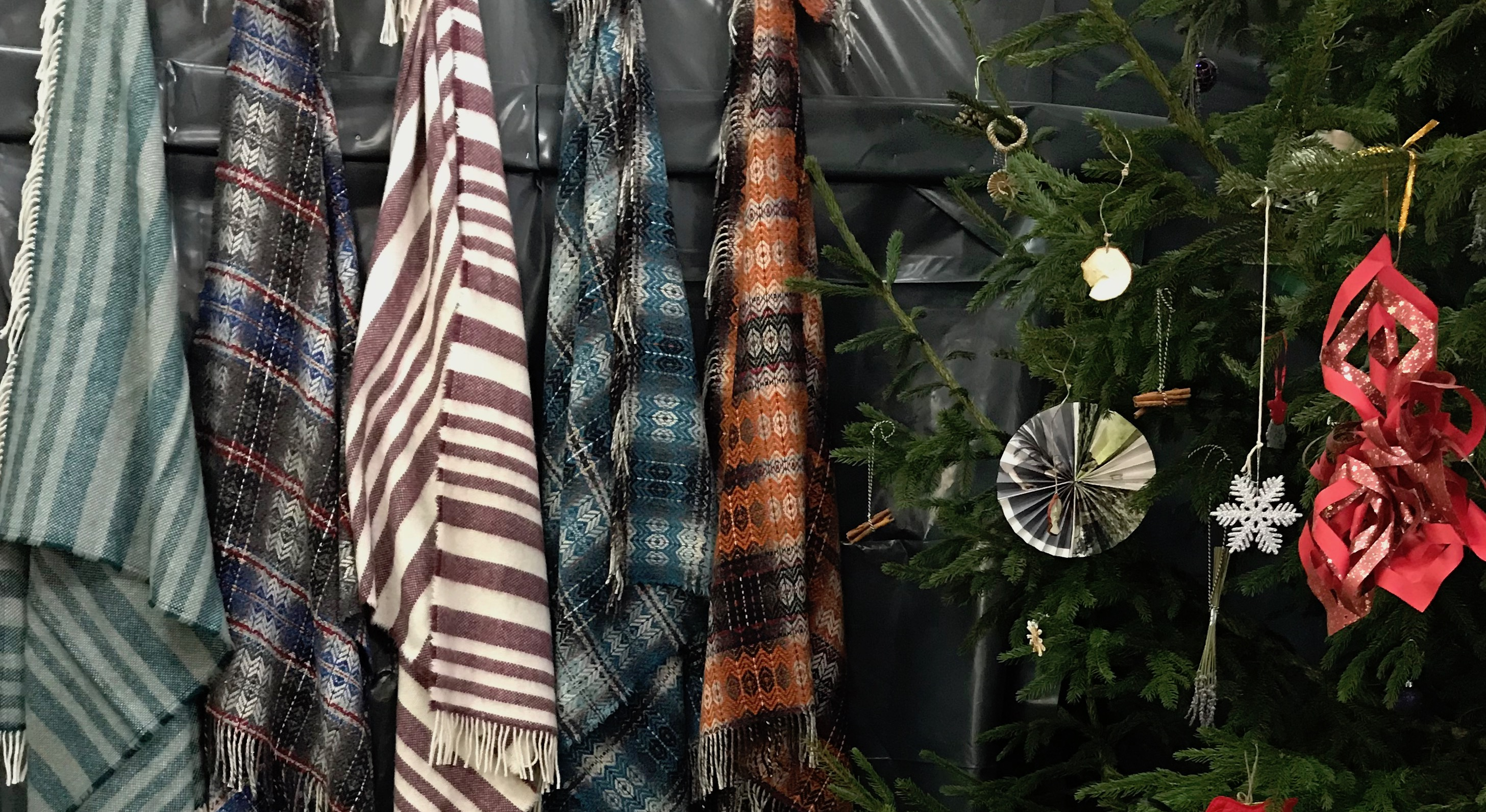 Molloy and Sons stall Dublin Flea Christmas Market 2018 wk2