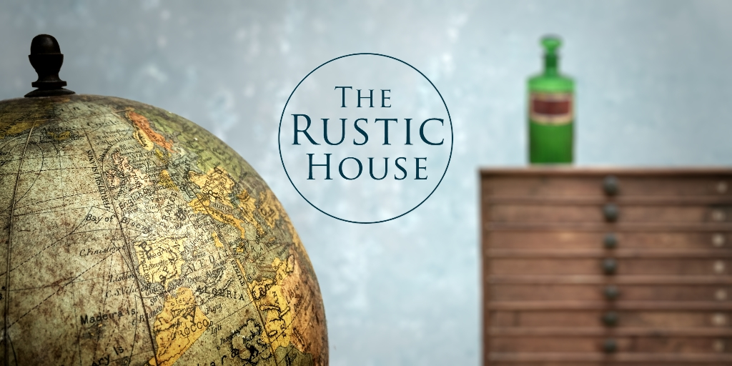 The Rustic House stall at the Dublin Flea Christmas Market