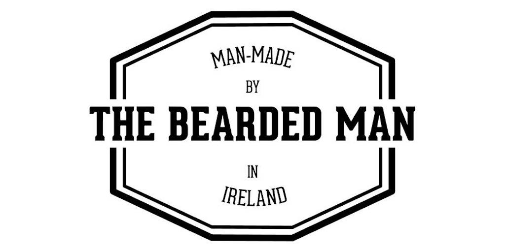 The Bearded Man stall at the Dublin Flea Christmas Market