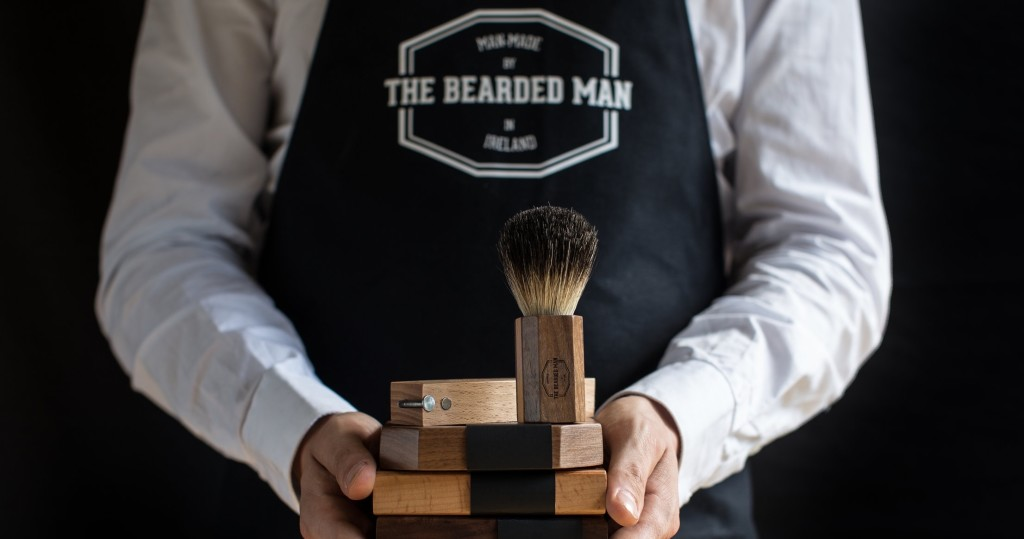 The BeardedManIreland Dublin Flea Christmas Market 2018