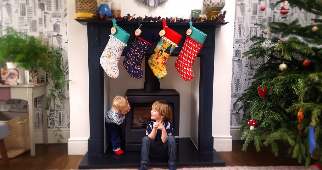 Rinoco Handcrafted Christmas Stockings