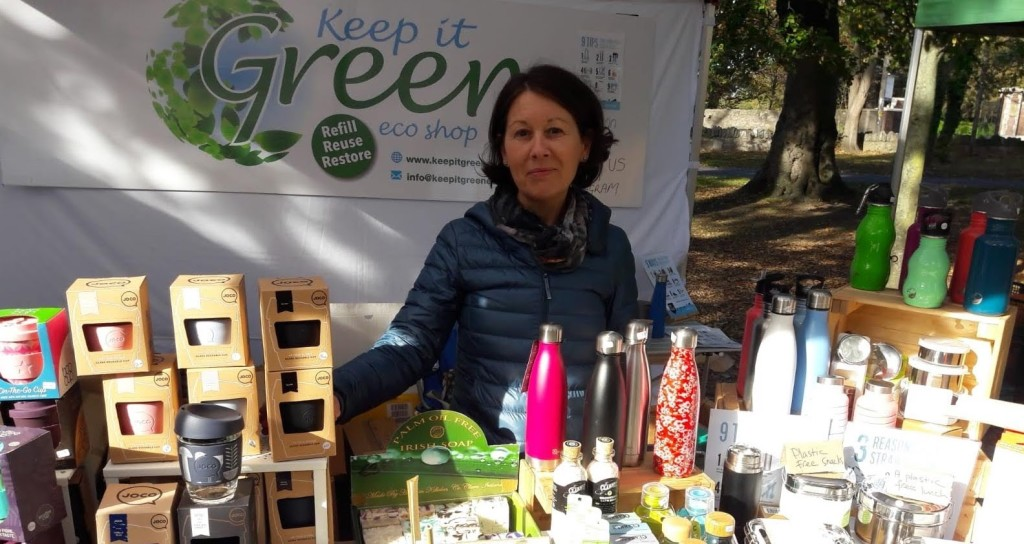 Keep-it-Green-stall-Dublin-Flea-Christmas-Market-2018-wk2